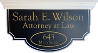 Sarah E. Wilson, Attorney at Law