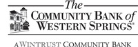 Community Bank of Western Springs, A Wintrust Community Bank