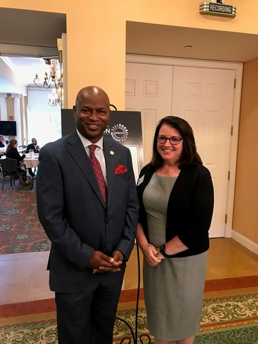 State of the Region with Speaker of the House Emmanuel ''Chris'' Welch