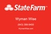 State Farm Insurance--Wyman Wise Insurance Agency