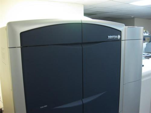 NEW Xerox 800 can print up to 16pt thickness