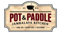 Pot and Paddle Jambalaya Kitchen