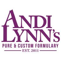 Andi Lynn's Pure and Custom Formulary