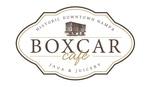 Boxcar Cafe