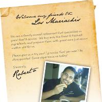Roberto's message.