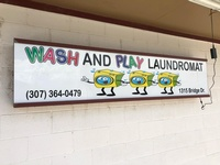 Wash and Play Laundromat