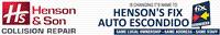 Henson's Fix Auto