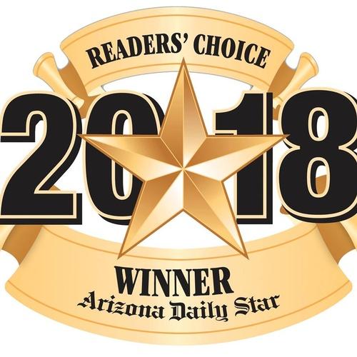 2018 Readers Choice Award Winner