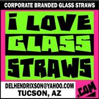 I Love Glass Straws!