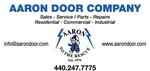 Aaron Door Company
