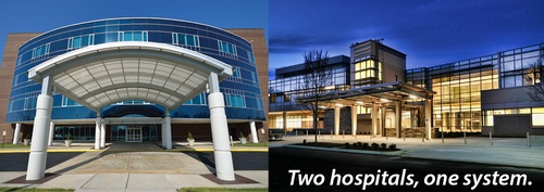 Betsy Johnson and Central Harnett Hospitals