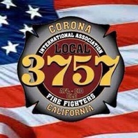 Corona Firefighter's Association, IAFF Local #3757