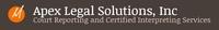 Apex Legal Solutions, Inc.