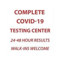 Complete COVID-19 Testing Center