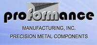 Proformance Manufacturing, Inc.