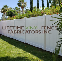 Lifetime Vinyl Fence Fabricators, Inc.