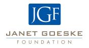 Janet Goeske Foundation