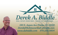 Derek A. Biddle - Robinson & Co. Realty