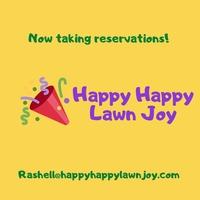 Happy Happy Lawn Joy
