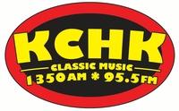 KCHK FM 95.5/AM 1350
