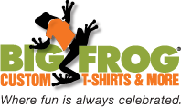 Big Frog Custom T-Shirts of Cincinnati