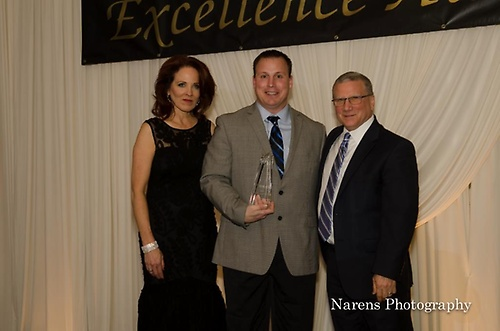 2014 Educator of the Year - Nate Boekholder, Middle School South
