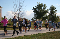 5K and 1-Mile Fun Run Event