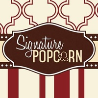 COVERED BRIDGE CREAMERY/SIGNATURE POPCORN