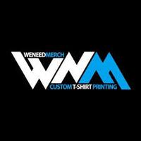 WeNeedMerch Screen Printing
