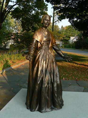 Sojourner Truth Memorial Statue Historic Sites