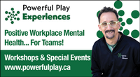 Powerful Play Experiences Positive Workplace Mental Health ... For Teams!