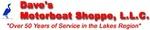 Dave's Motorboat Shoppe, LLC