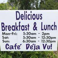 Cafe Deja Vu