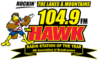 The Hawk 104.9 & 101.5 Sports Radio