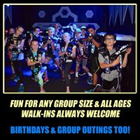 Fun for ALL ages & ANY group size!