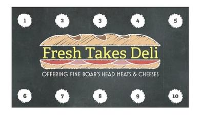 Fresh Takes Deli & Catering