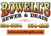 Rowell's Sewer & Drain LLC