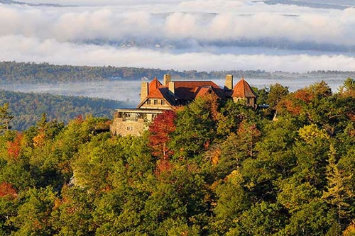 Castle in the Clouds (Photo by Philbrick Photography)