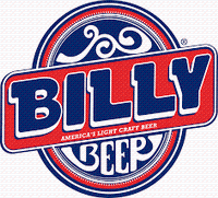 Billy Beer America's Light Craft Beer™