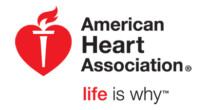 AHA LIFE IS WHY LOGO