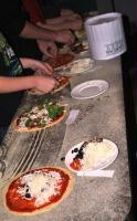 Make your children the chefs as they create their own pizzas.