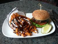 CDA's very best burger