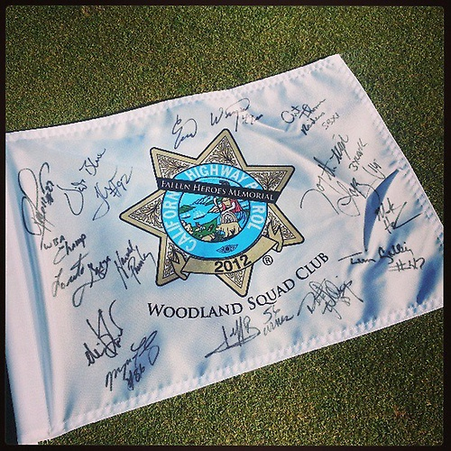 Custom Flags are a great way to generate additional revenue at your next tournament!