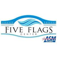 FIVE FLAGS CENTER