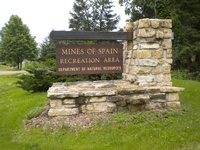 MINES OF SPAIN RECREATION AREA & E.B. LYONS INTERPRETIVE CENTER