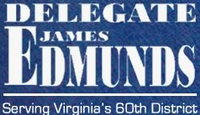James E. Edmunds, II, Delegate