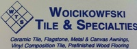 Woicikowfski Tile & Pool Specialties