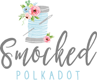 Smocked PolkaDot