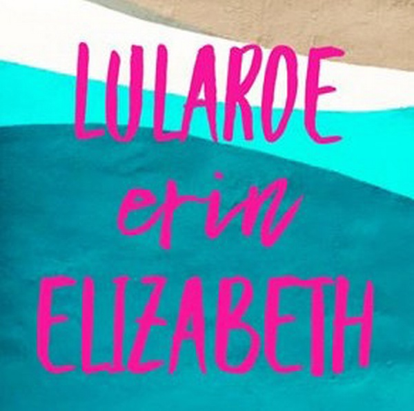 Lularoe Erin Elizabeth
