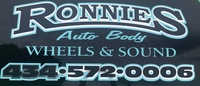 Ronnie's Auto Body & Customizing